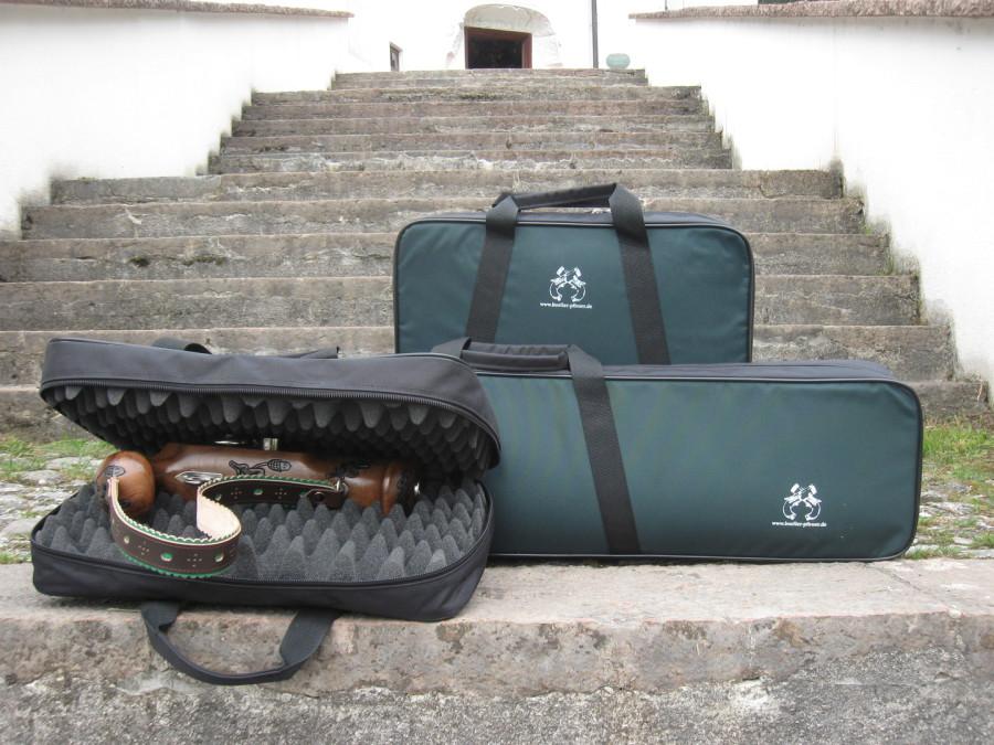 Böllertasche, Futteral - Tasche